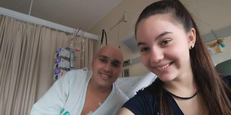 Família cria campanha para despesas com tratamento de jovem de São Ludgero