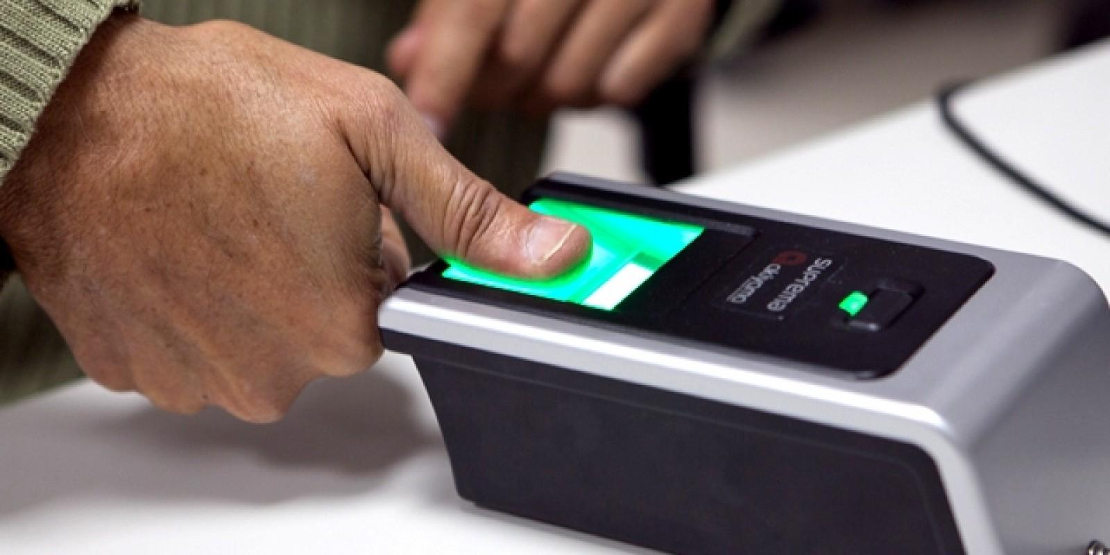 Obrigatoriedade de biometria é para apenas dois municípios da região