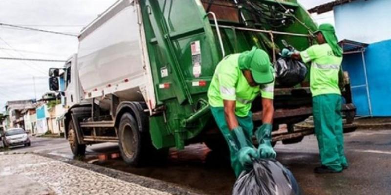 Coleta de lixo é suspensa em Braço do Norte devido a greve