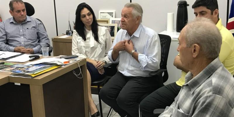 Geovania de Sá anuncia mais R$ 750 mil para a Amurel