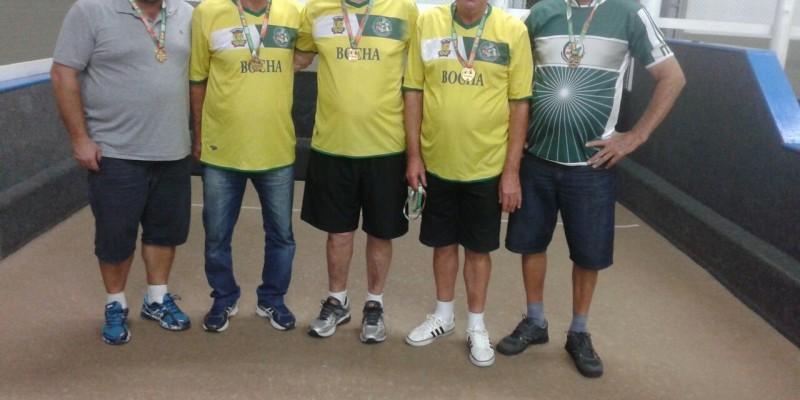 São Ludgero disputa em três modalidades a fase estadual dos Jogos Abertos da Terceira Idade