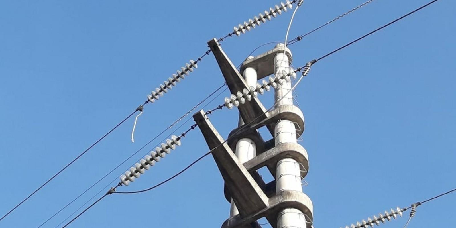 Cegero emite nota sobre interrompimento no fornecimento de energia elétrica