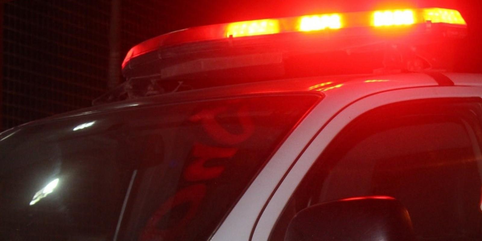 Homem é roubado quando atravessava ponte, em Braço do Norte