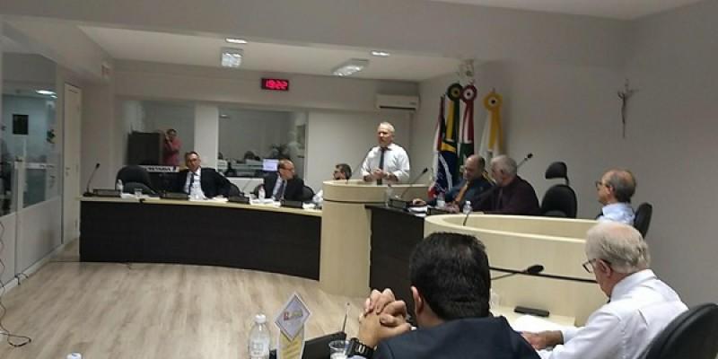 Segunda, 11 foi realizada a 19ª Sessão Ordinária de 2018