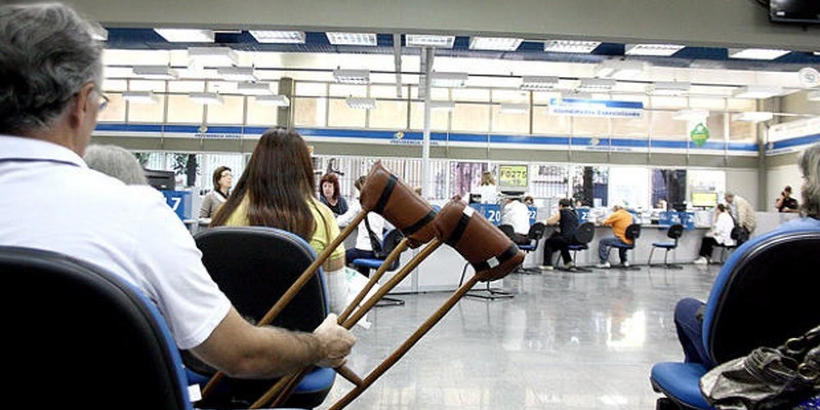 Em SC, pente-fino do INSS cancela mais de 26,4 mil auxílios-doença e aposentadorias por invalidez