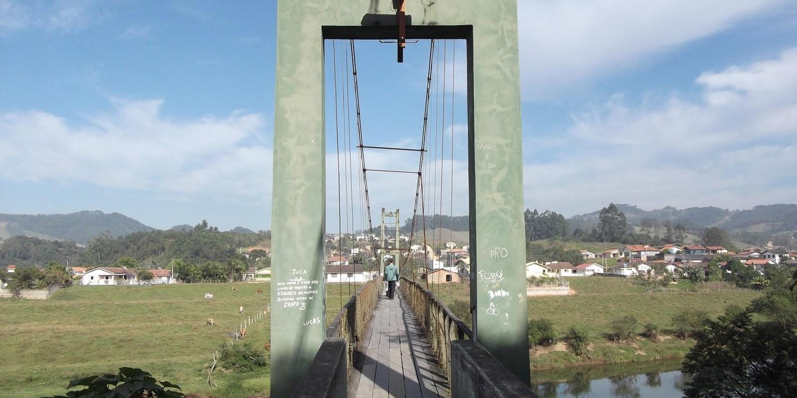 Prefeitura de Braço do Norte emite nota sobre licitação da  ponte da União