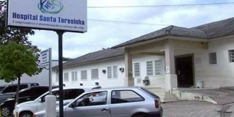 Vereador de Braço do Norte anuncia recurso de R$ 320 mil para Hospital Santa Teresinha