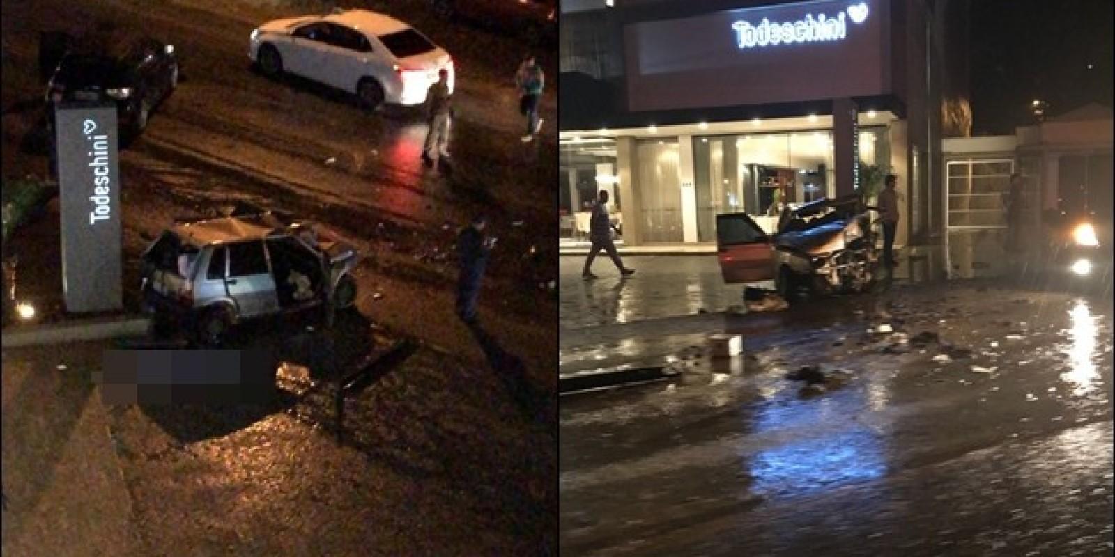 Acidente com vítima fatal é registrado em Orleans