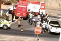 Acidente deixa homem ferido em Gravatal