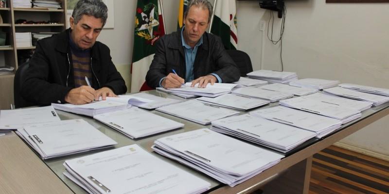 CEF de Criciúma recebe projetos referentes ao financiamento através do Programa Avançar Cidades
