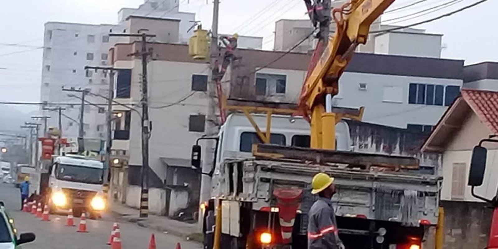 Cerbranorte realiza melhorias e manutenção de rede