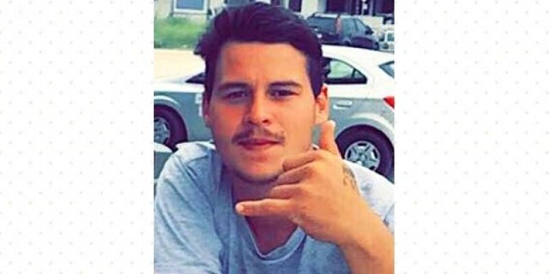 Emerson Damian é a vítima do acidente entre caminhões, em Capivari de Baixo