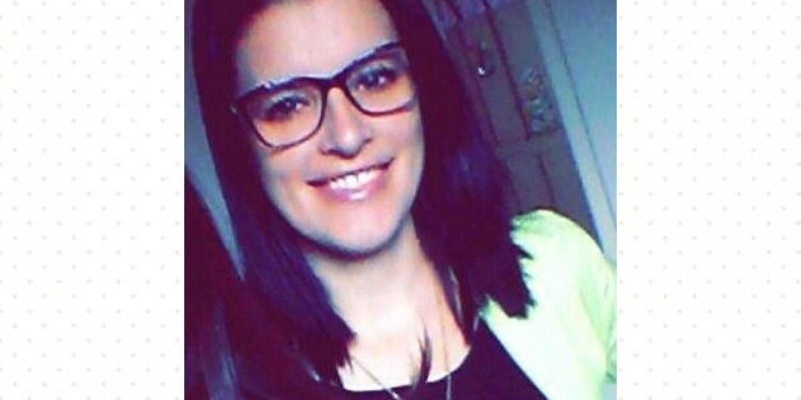 Karine Medeiros é a vítima do acidente em Orleans