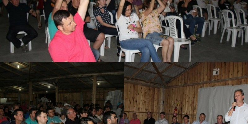 Moradores aprovam pavimentações no bairro Encosta do Sol e prefeito Iba informa que obras iniciam no primeiro semestre de 2019