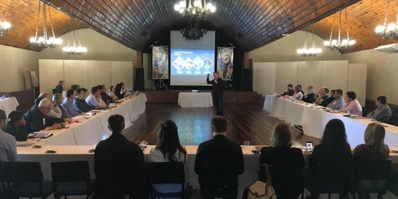 Projeto Líder chega ao oitavo encontro regional