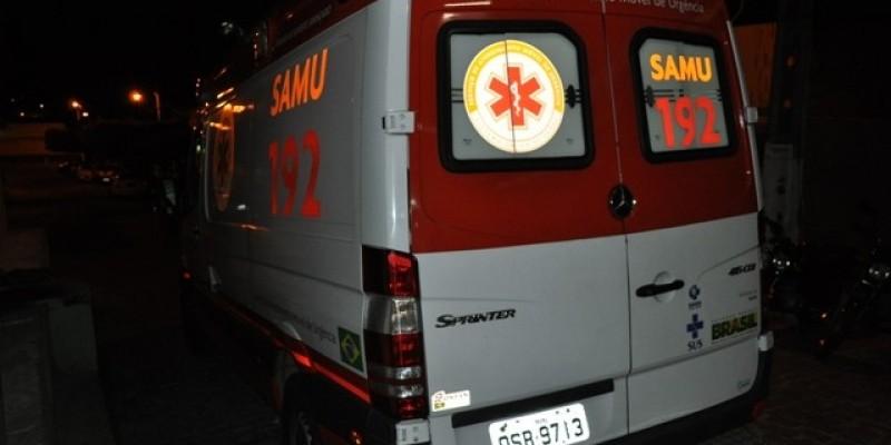 Homem é morto a facadas em Grão-Pará na madrugada  desta quinta-feira