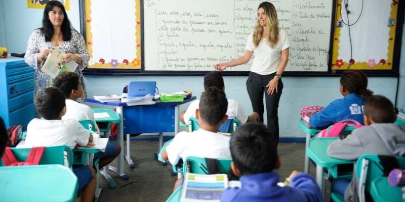 Apenas 3,3% dos estudantes brasileiros querem ser professores