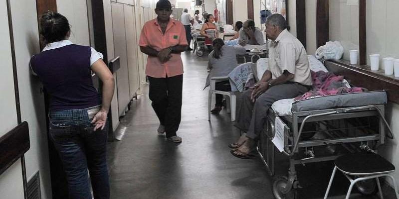 Brasil perde 6 leitos por dia; no SUS, são 41 mil vagas a menos