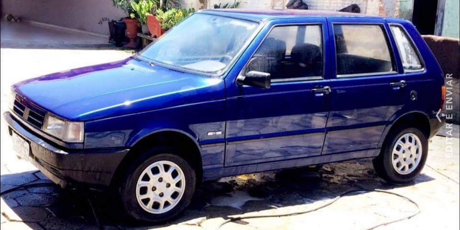 Veículo é furtado em Braço do Norte