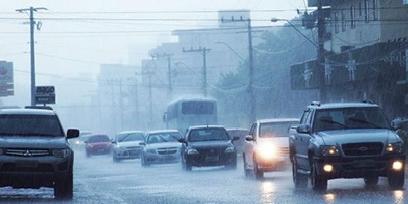 Estudos comprovam chuva ácida na região
