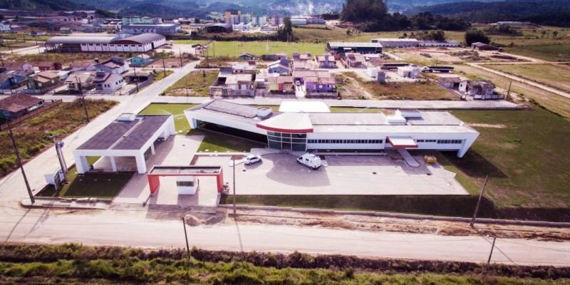 Orleans: Cisam-Sul será inaugurado oficialmente hoje