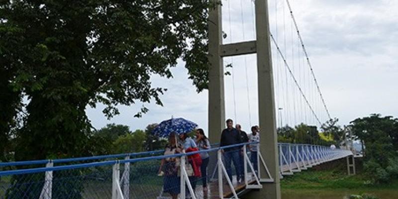 Prefeitura de Tubarão abre licitação para construção de passarela