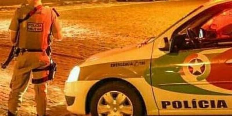Traficante é preso durante abordagem policial em Orleans
