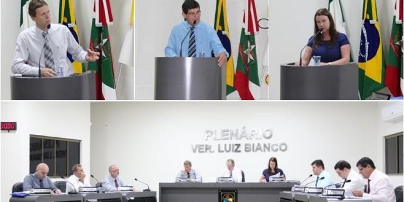 Confira os assuntos da sessão ordinária de segunda-feira, 12 de novembro, na Câmara Municipal de São Ludgero