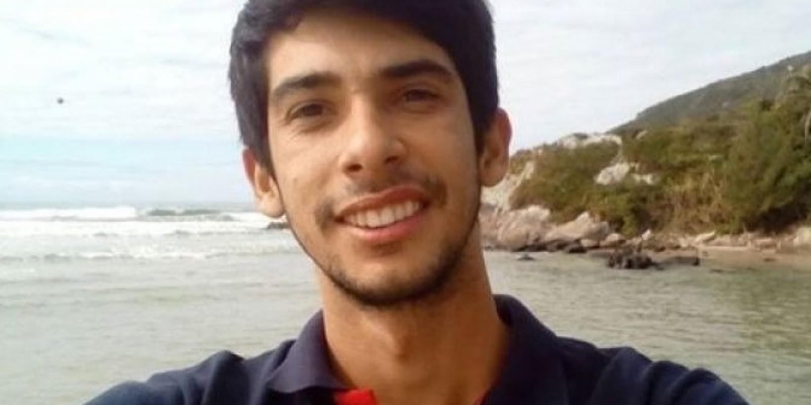 Família procura jovem de Jaguaruna