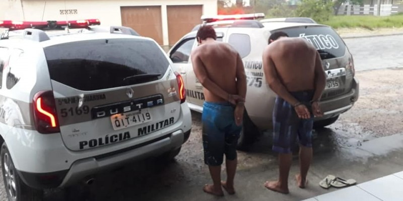 Policia Militar prende traficantes novamente