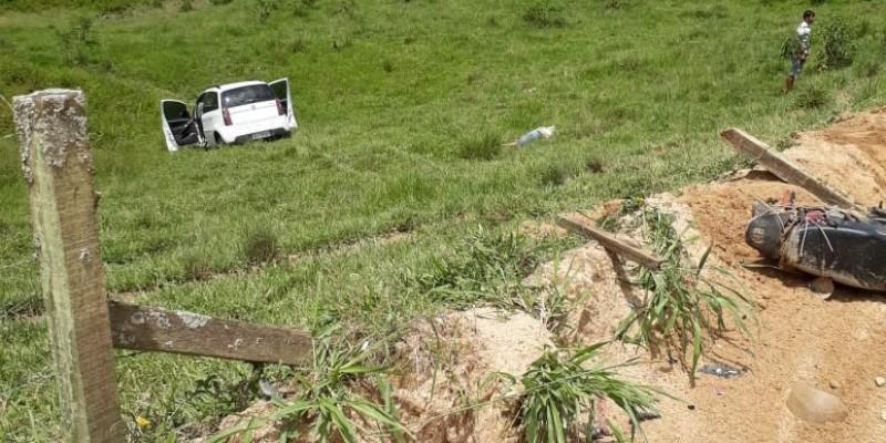 Acidente com vitima fatal em Armazém