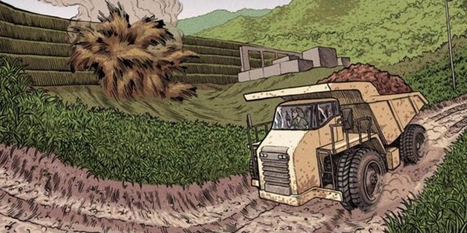 A funcionária da Vale que alertou sobre o desastre e fugiu de ré em caminhão com 90 toneladas