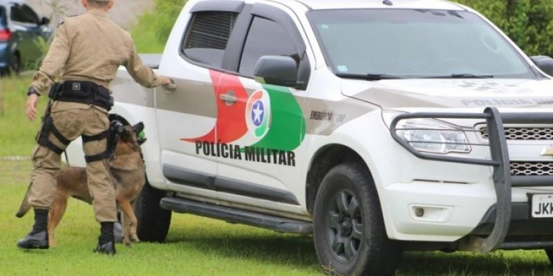 PM de Criciúma recebe áudio com ameaças após morte de adolescente em confronto com a polícia
