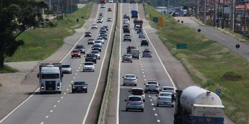 Radares de rodovias federais estão desligados no Estado