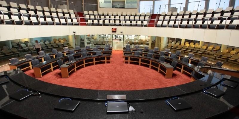 Renovação marca nova legislatura Estadual
