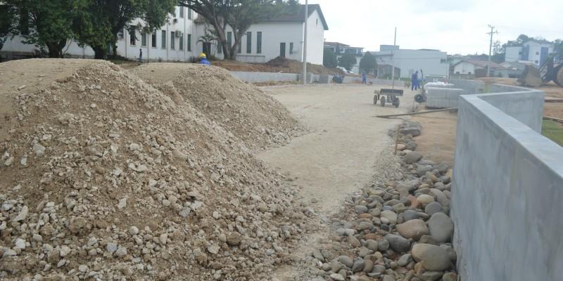 Contagem regressiva para conclusão das obras da segunda ponte e acessos no centro de São Ludgero