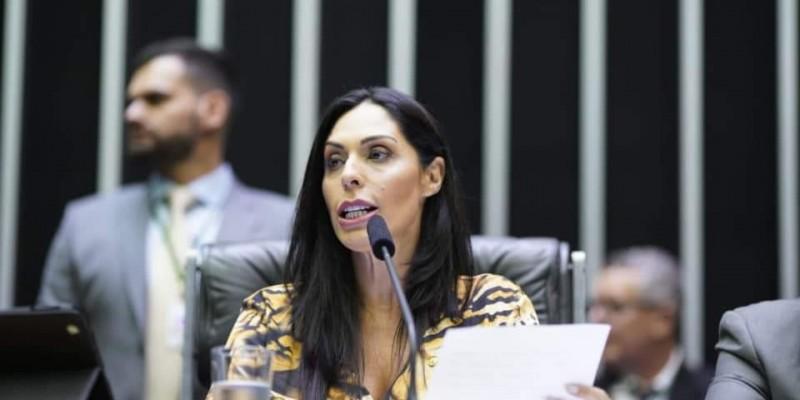 Geovania de Sá  Ela representa Santa Catarina na Mesa Diretora da Câmara Federal e trabalha para ver uma maior representatividade feminina na política