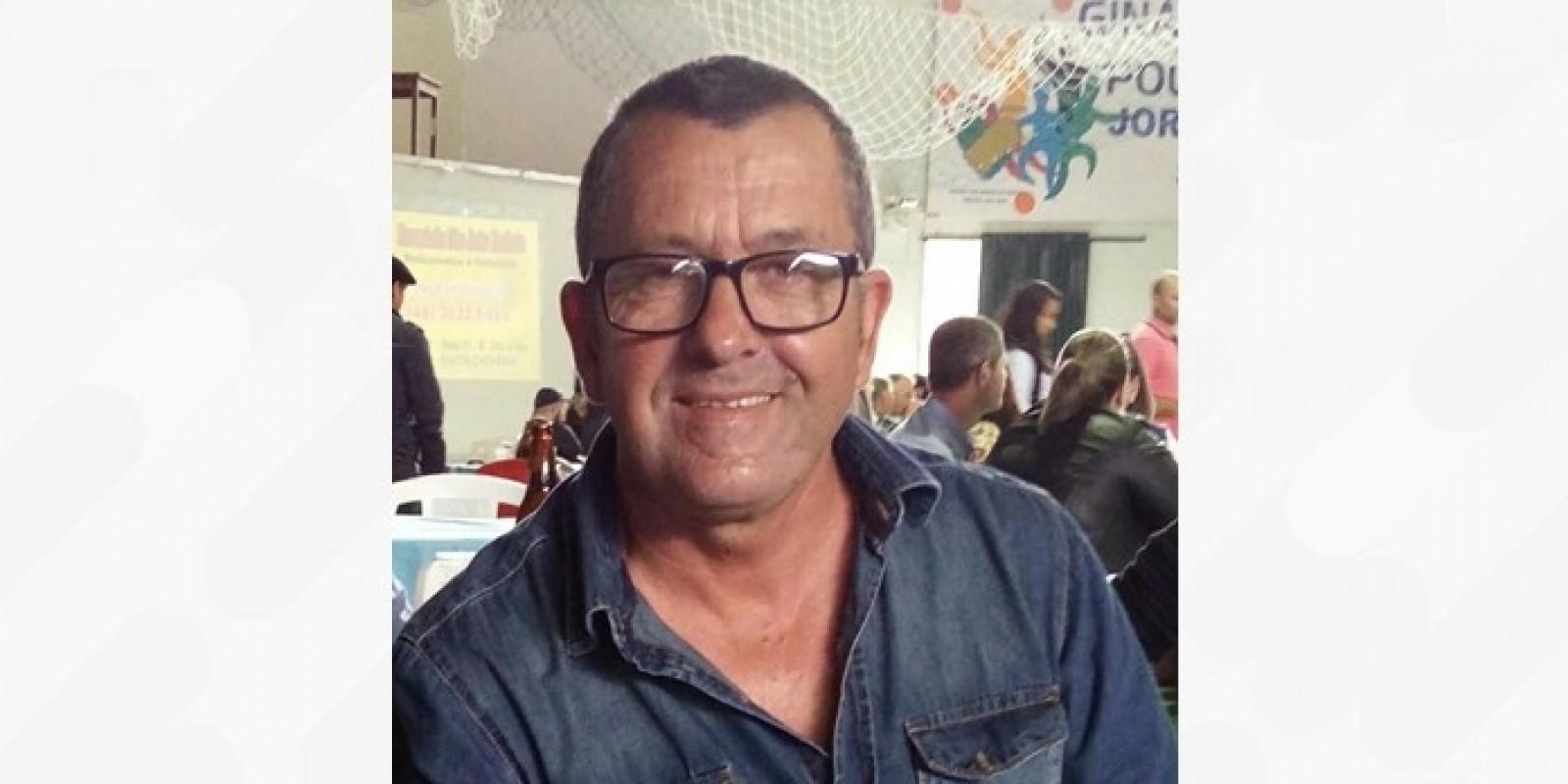 Osmar Torres Inácio é o homem encontrado sem vida em São Ludgero