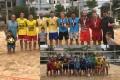 Primeiro torneio de Futevôlei foi sucesso em São Ludgero em um domingo muito agradável
