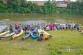 Rotary Clube de São Ludgero em parceria com caiaqueiros  promove ação ambiental neste...