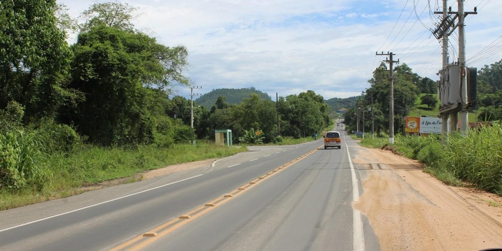 Vereador pede trevo alemão na comunidade de Santo Antônio