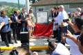 Travessia feita por autoridades e população inaugurou oficialmente a segunda ponte no centro da...