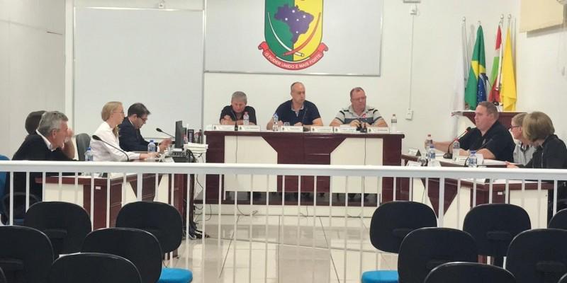 Confira como foi a sessão ordinária da Câmara Municipal de Santa Rosa de Lima