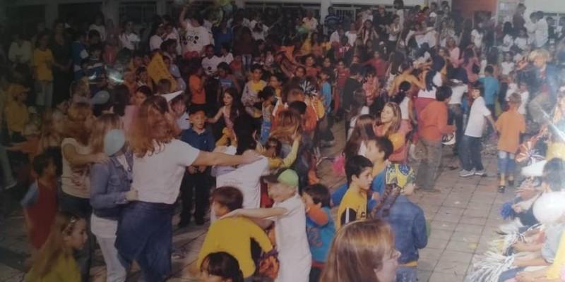 Gincana Cultural dos 57 anos de São Ludgero  pretende resgatar a cultura das brincadeiras saudáveis e divertidas
