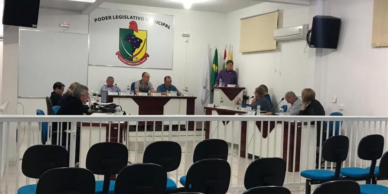 Confira as informações sobre a sessão ordinária desta terça - feira, 21 de maio, em Santa Rosa de Lima