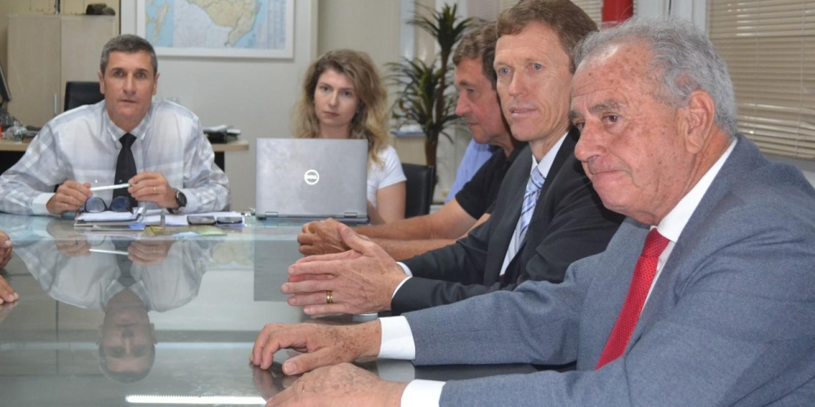 Recuperação da SC 108 é prioridade para Santa Rosa de Lima e Anitápolis