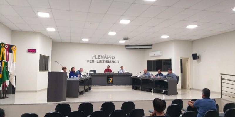 Confira as matérias deliberadas na sessão ordinária desta segunda-feira, 17 de junho, na Câmara Municipal de São Ludgero