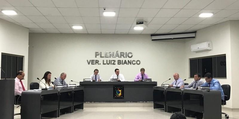 Confira como foi a sessão ordinária de segunda – feira, 24 de junho, na Câmara Municipal de São Ludgero