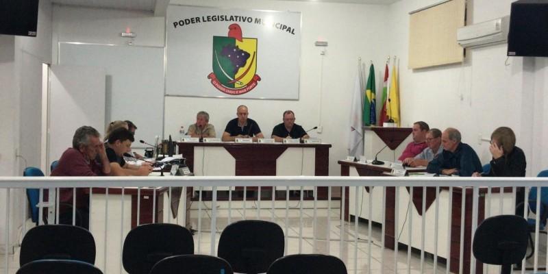 Confira como foi a sessão ordinária desta terça - feira, 18, na Câmara de Vereadores de Santa Rosa de Lima