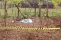Recém nascido é encontrado enterrado em horta no Paraná